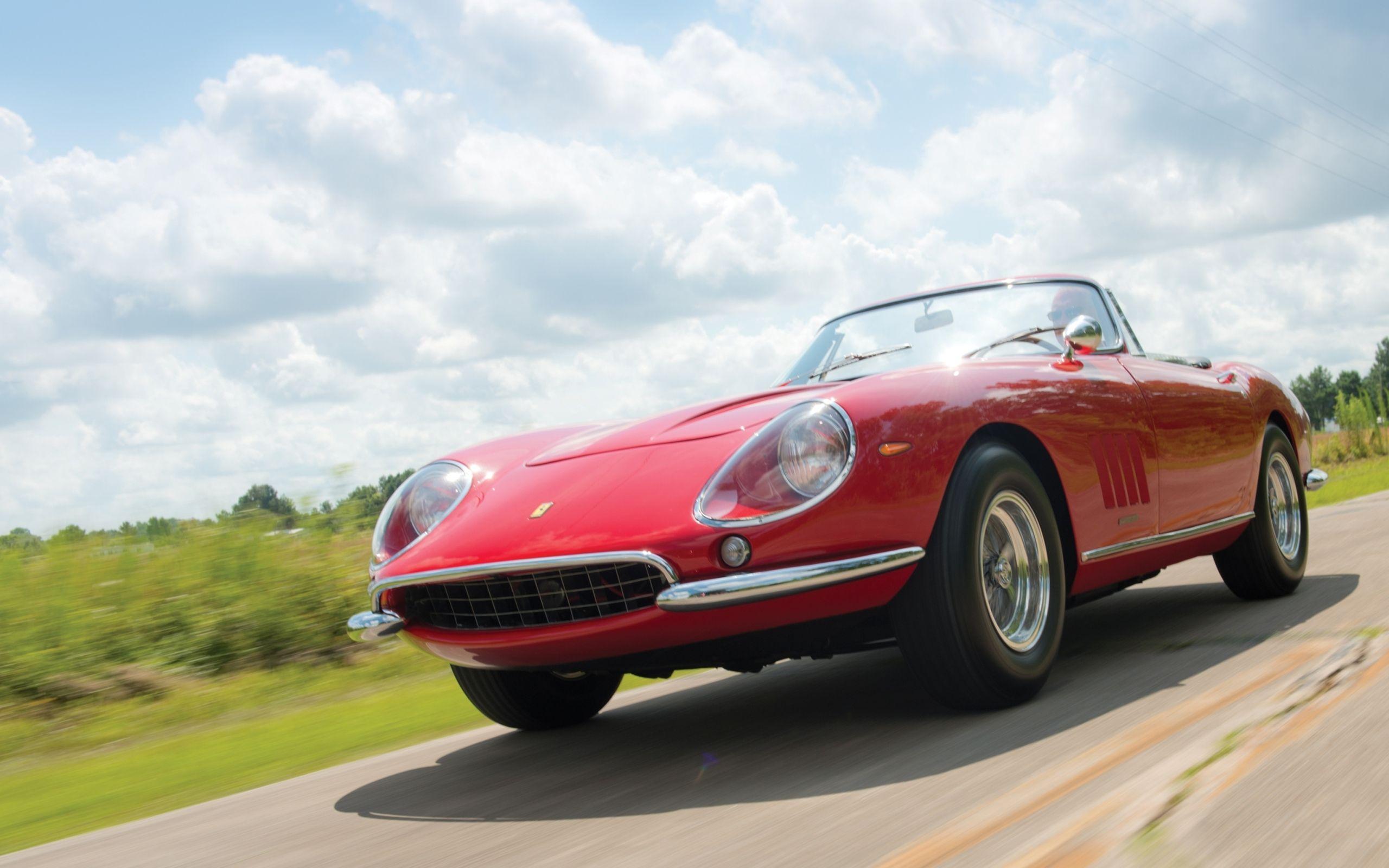 1967 Ferrari 275 GTB/4*S N.A.R.T. Spider $27,500,000