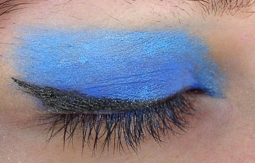 Electric Blue, Peacock Blue