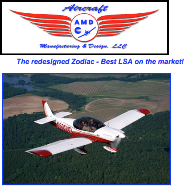 Based in Eastman, Georgia, USA  Aircraft Manufacturing and Design, LLC, manufactures kit and ready-to-fly aircraft.  www.georgiamediamarketing.com