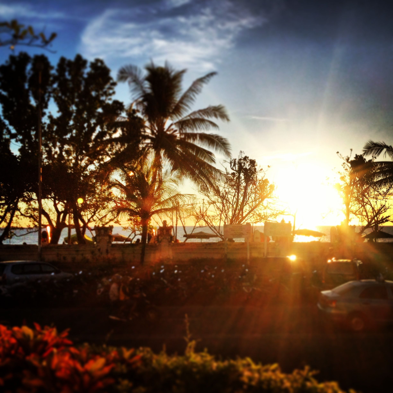 Sunset~~