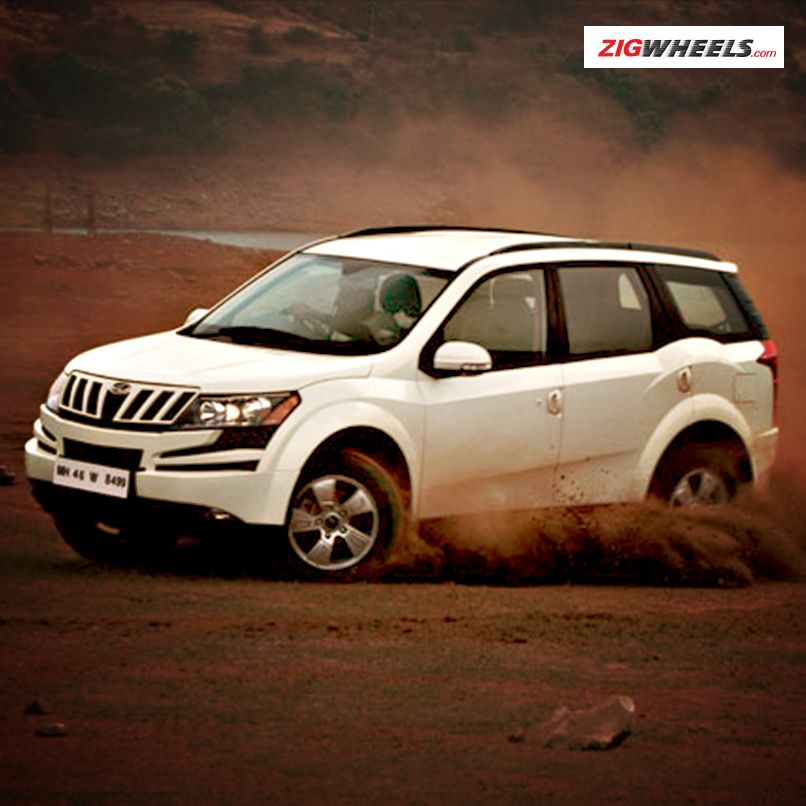 Mahindra Xuv 500 Now Is Loaded With A New Borg Warner All