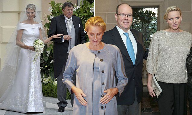 Princess Charlene's father moves to Monaco for royal birth
