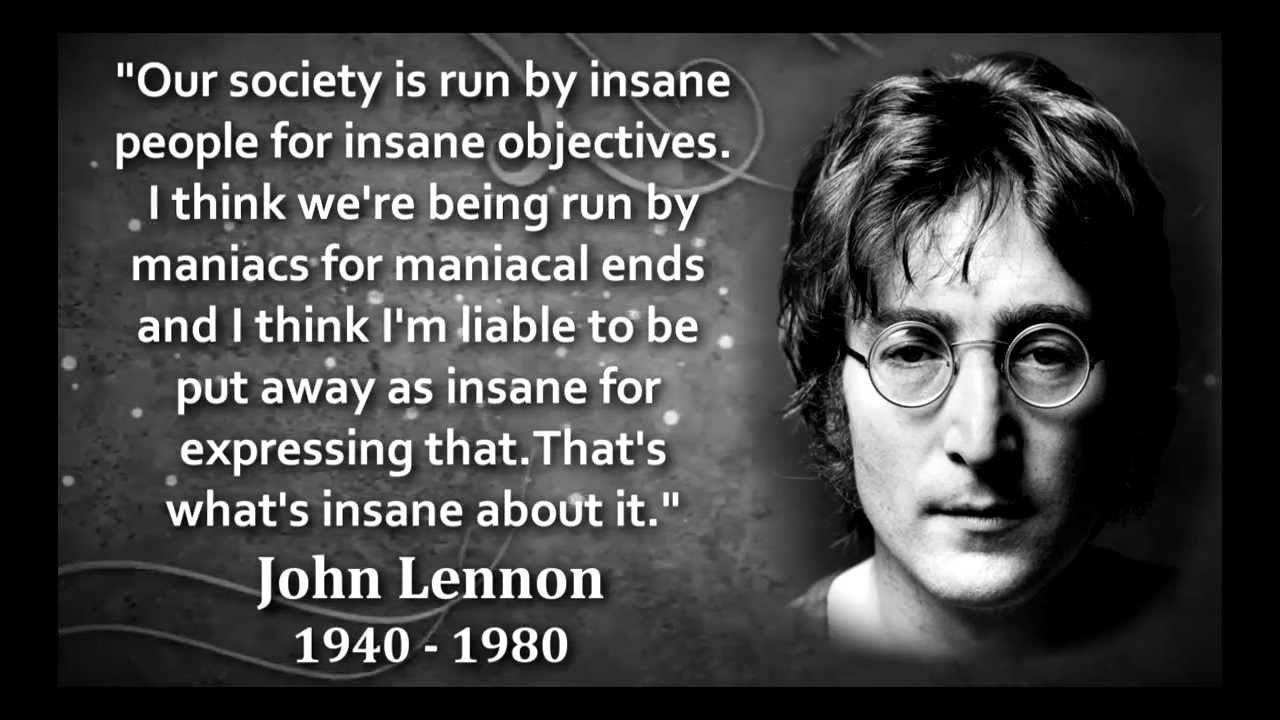 John Lennon With Images Famous Illuminati Members Illuminati