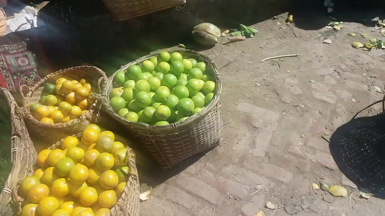 Sajek valley Local Market সাজেক ভ্যালী বাজার Most