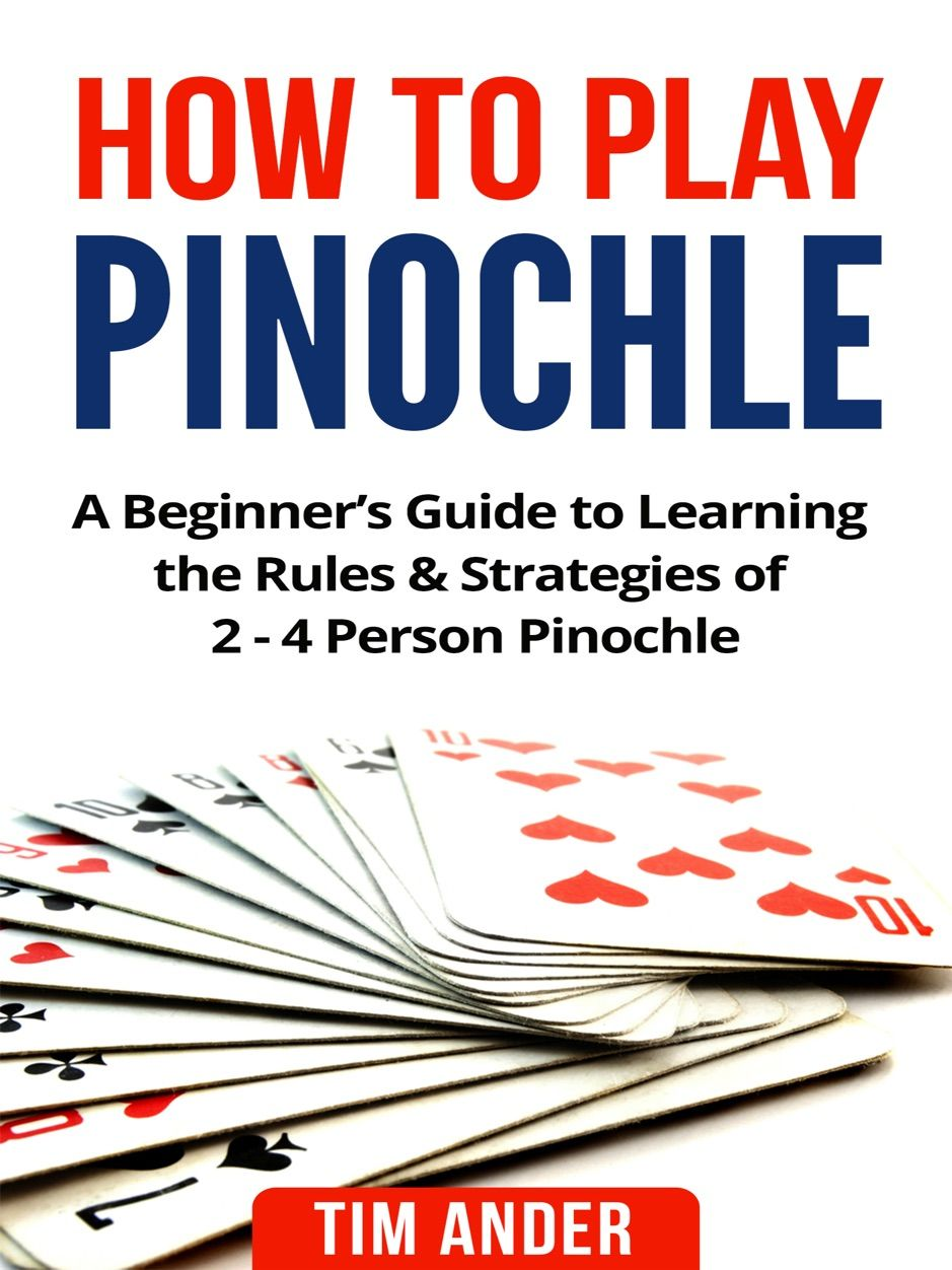 How to Play Pinochle , AFFILIATE, Pinochle, books