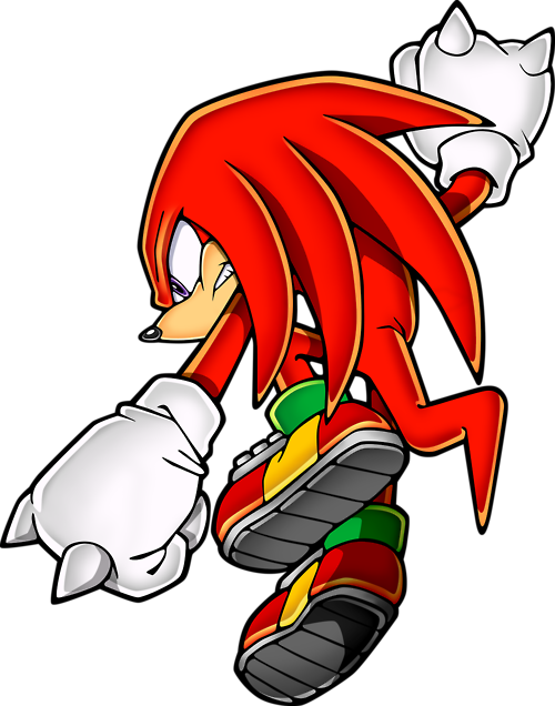 My Favorite Video Game Character Knuckles The Echidna Sonic The Hedgehog Echidna Sonic Sonic The Hedgehog