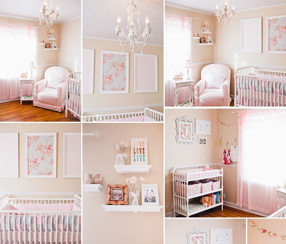 10 shabby chic nursery design ideas pinterest chic nursery nursery design and nursery. Black Bedroom Furniture Sets. Home Design Ideas