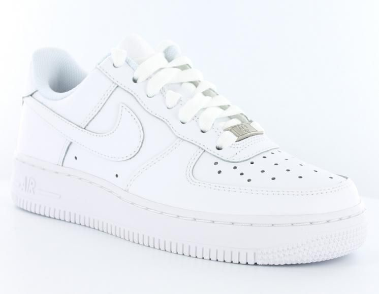 basket nike air force 1 low gs blanc