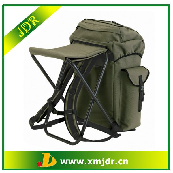 Backpack With Folding Chair Backpack With Fishing Chair Fishing Backpack Fishing Backpack Backpacks Stylish Backpacks