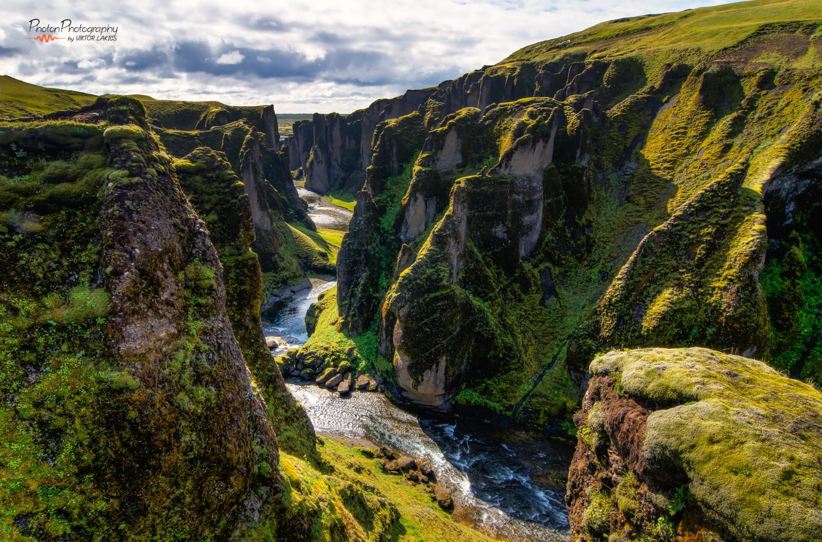 Image result for Fjaðrárgljúfur Canyon – Iceland wallpaper