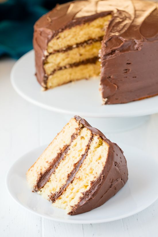The Most Amazing Vanilla Cake Recipe Cakes Pinterest Recetas
