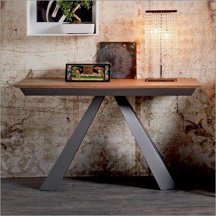 cattelan italia convivium extending console table console table