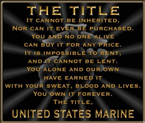 Marine Corps Quotes Cool 77 Inspirational Marine Corps Quotes And Quotations Collections . Review