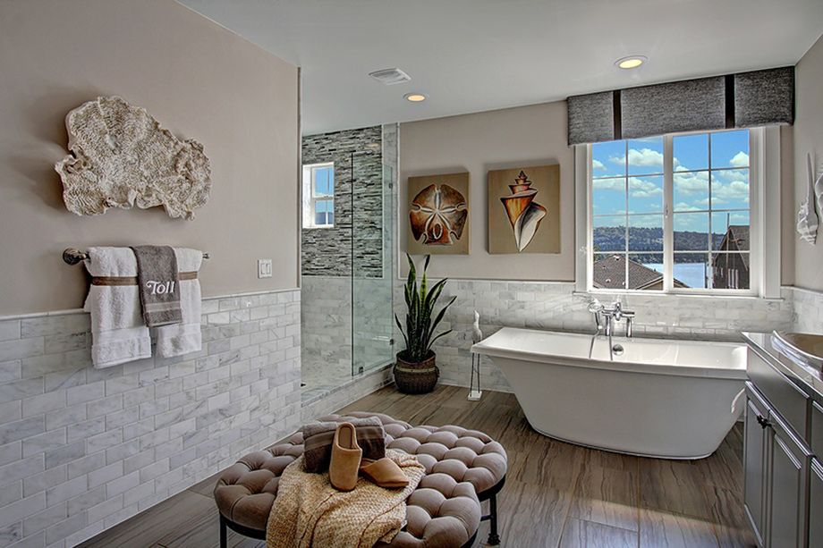 Shorelane Vistas Luxury New Homes In Sammamish Wa Small Shower Remodel Shower Remodel Shower Remodel Diy