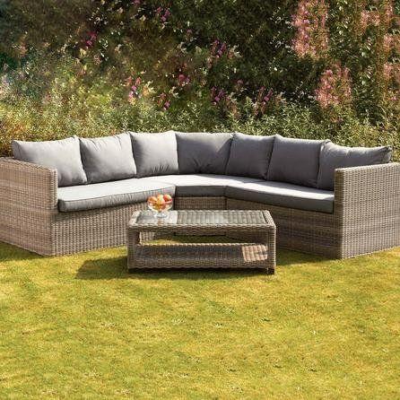 Royalcraft Wentworth Rattan Rod Weave Outdoor Garden Furniture ...
