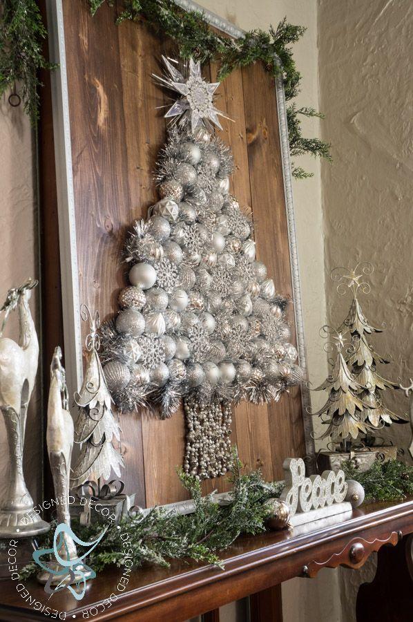 Holiday Ornament Display Home Depot Dih Workshop Designed Decor Holiday Decor Christmas Handmade Christmas Decorations Christmas Diy