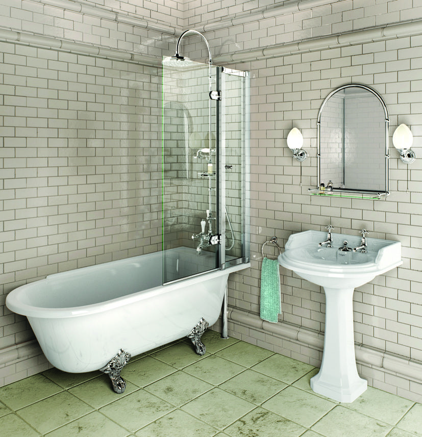 FREESTANDING BATHS - Tips & Advice on Choosing a New Bath #bathrooms ...