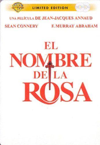 Der name der rose.  El nombre de la rosa [Vídeo] / una película de Jean-Jacques Annaud. Ficha artístico-técnica: http://www.filmaffinity.com/es/film288865.html Na biblioteca: http://kmelot.biblioteca.udc.es/record=b1401854~S1*gag