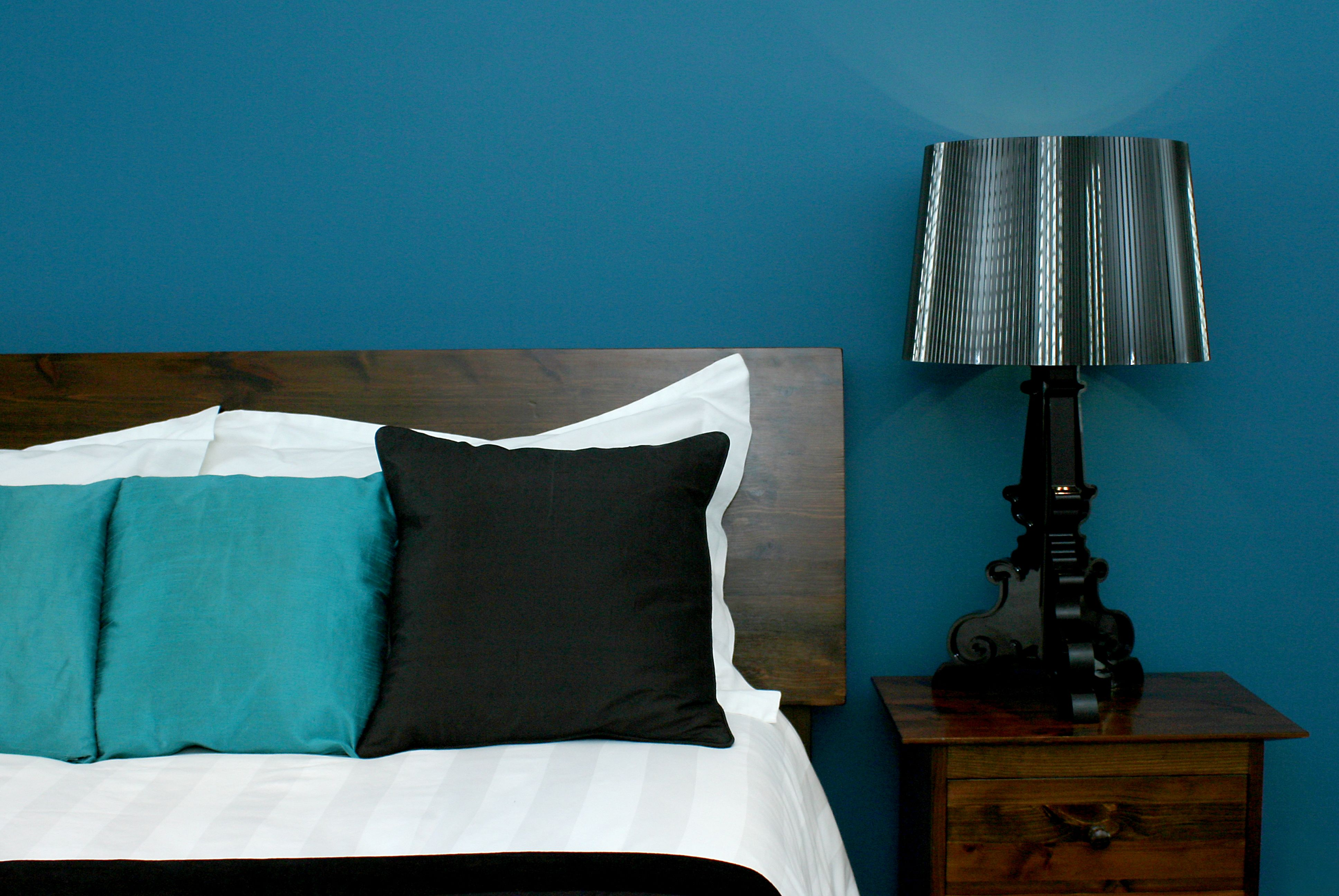 Love this Bedside Lamp by Kartell Riverside apartment