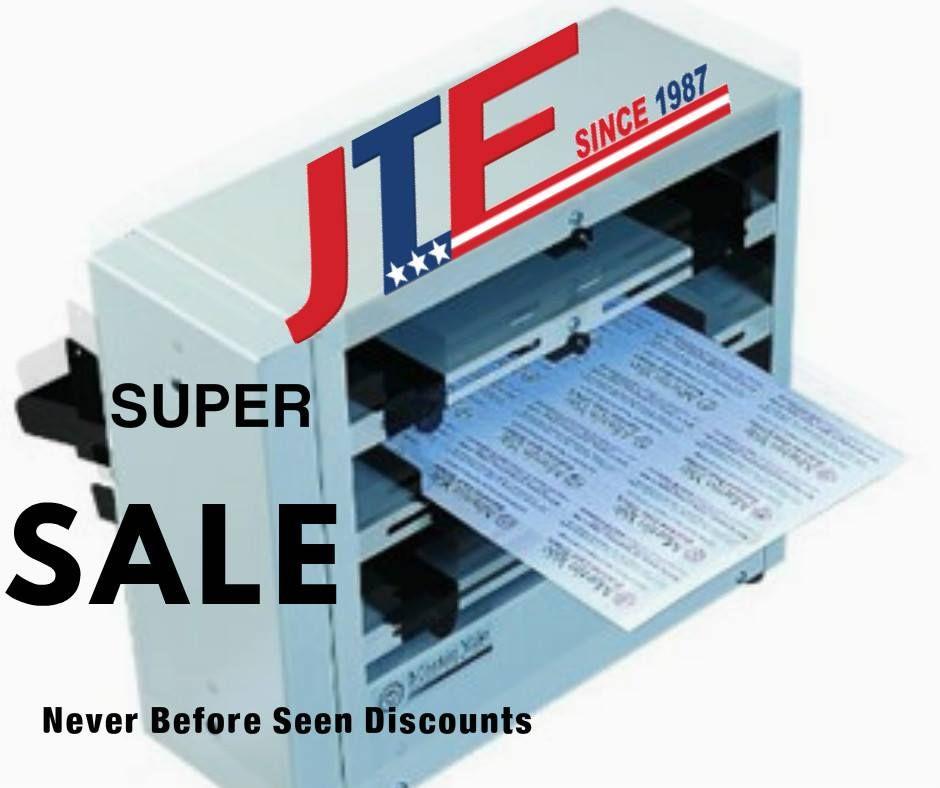 Shop online A Martin Yale BCS410 Business #CardSlitter from JTF ...