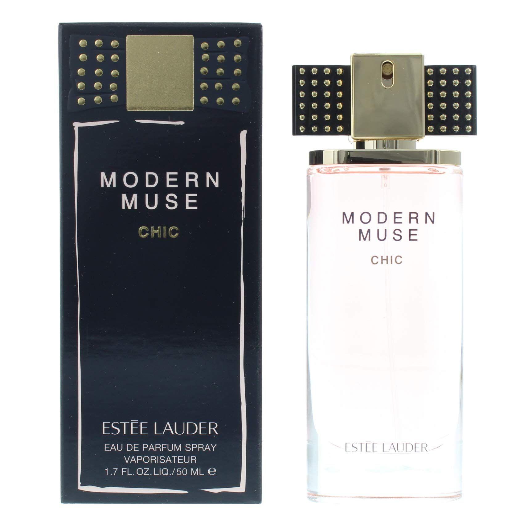استي لودر موديرن ميوز شيك لل نساء 50 مل او دى بارفان تشحن بواسطة امازون امارات In 2020 Estee Lauder Modern Muse Modern Muse Perfume Modern Muse