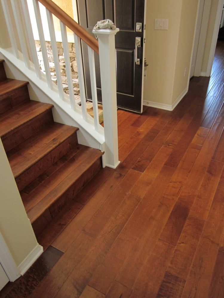 Pin by Sequoia flooring on Staircase Flooring contractor