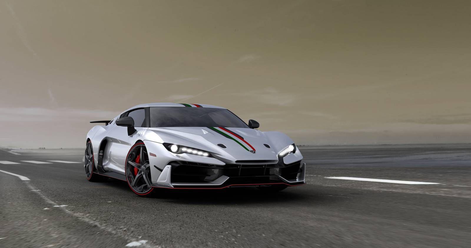 Official: Italdesign Automobili Speciali - GTspirit