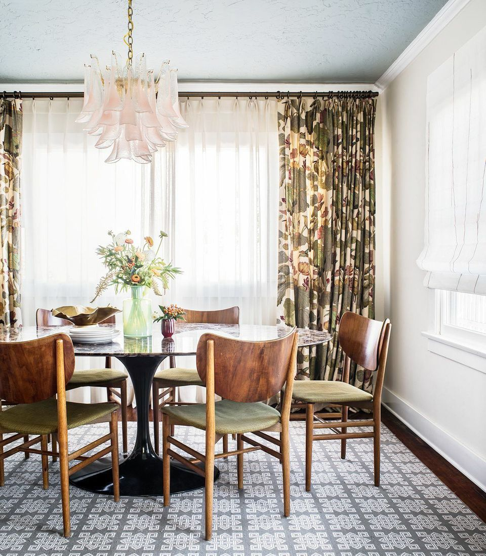 23 Dining Room Ceiling Designs Decorating Ideas: Forget Accent Walls—Statement Ceilings Are The New Hot