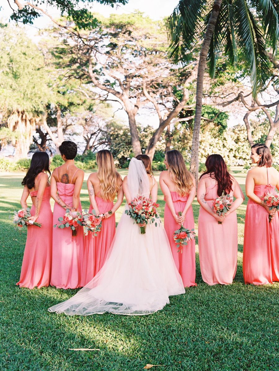 A Bold + Beautiful Wedding on the Island Where It All Began