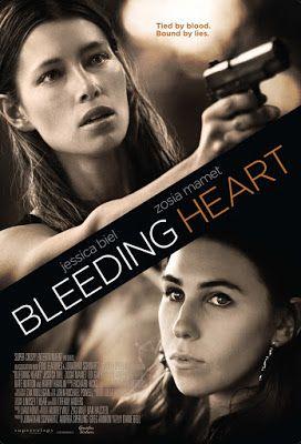 Mundos Cinematográficos: Coração Sangrento