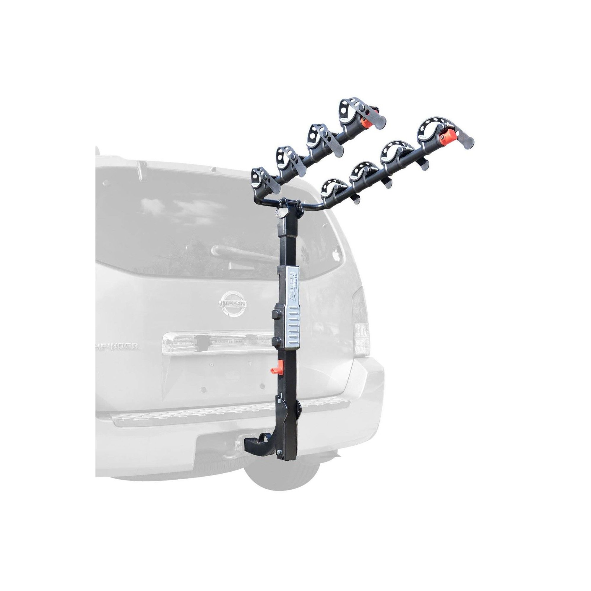 Allen Sports S545 Premier Weather Proof 4 Bike Carrier