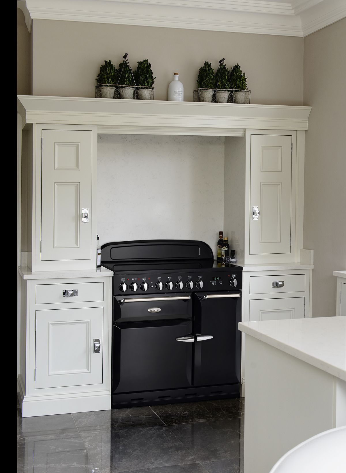 The Supreme Deluxe Range Cooker Displays Timeless Design Quality That  Enables It To Fit In To Any Style Of Kitchen.