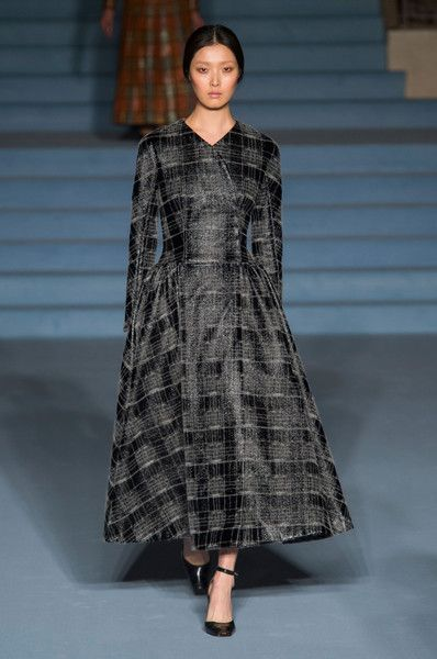 Emilia Wickstead Fall 2015 Ready-to-Wear