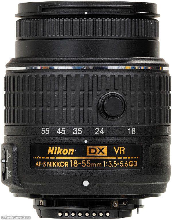Nikon 18 55mm Vr Ii Review Best Camera Nikon Retouching Photoshop