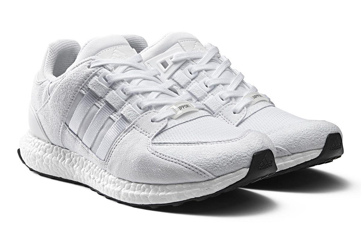 Adidas eqt sostegno 93 / 16 a rilasciare in agosto a bianco e nero