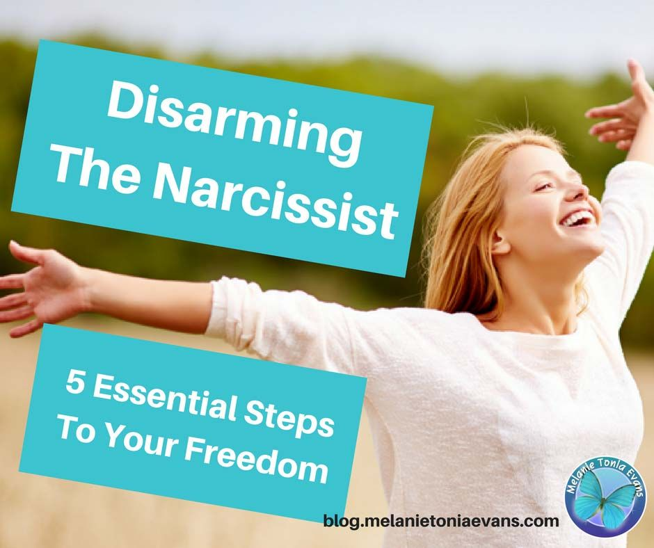 Learn the right way to disarm the narcissist's cruel behaviour and actions toward us and how to grant ourselves the space for real healing to begin.