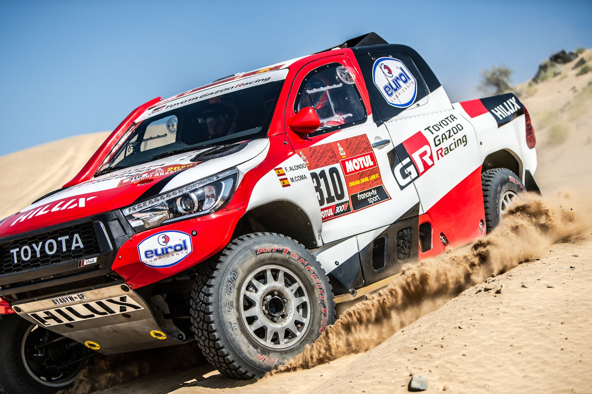2020 Dakar Rally Https Newsroom Toyota Eu Asset 812468 M52 4457 In 2020 Dakar Toyota Toyota Hilux