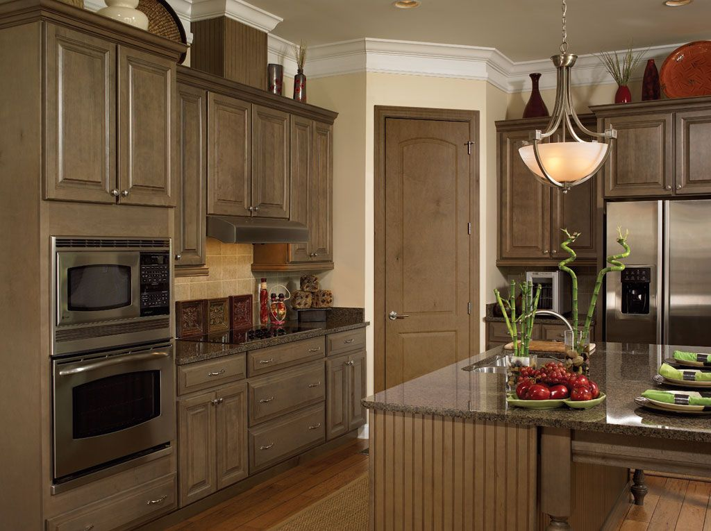 Best Madison Maple Spanish Moss Kit Kitchen Cabinets From 400 x 300