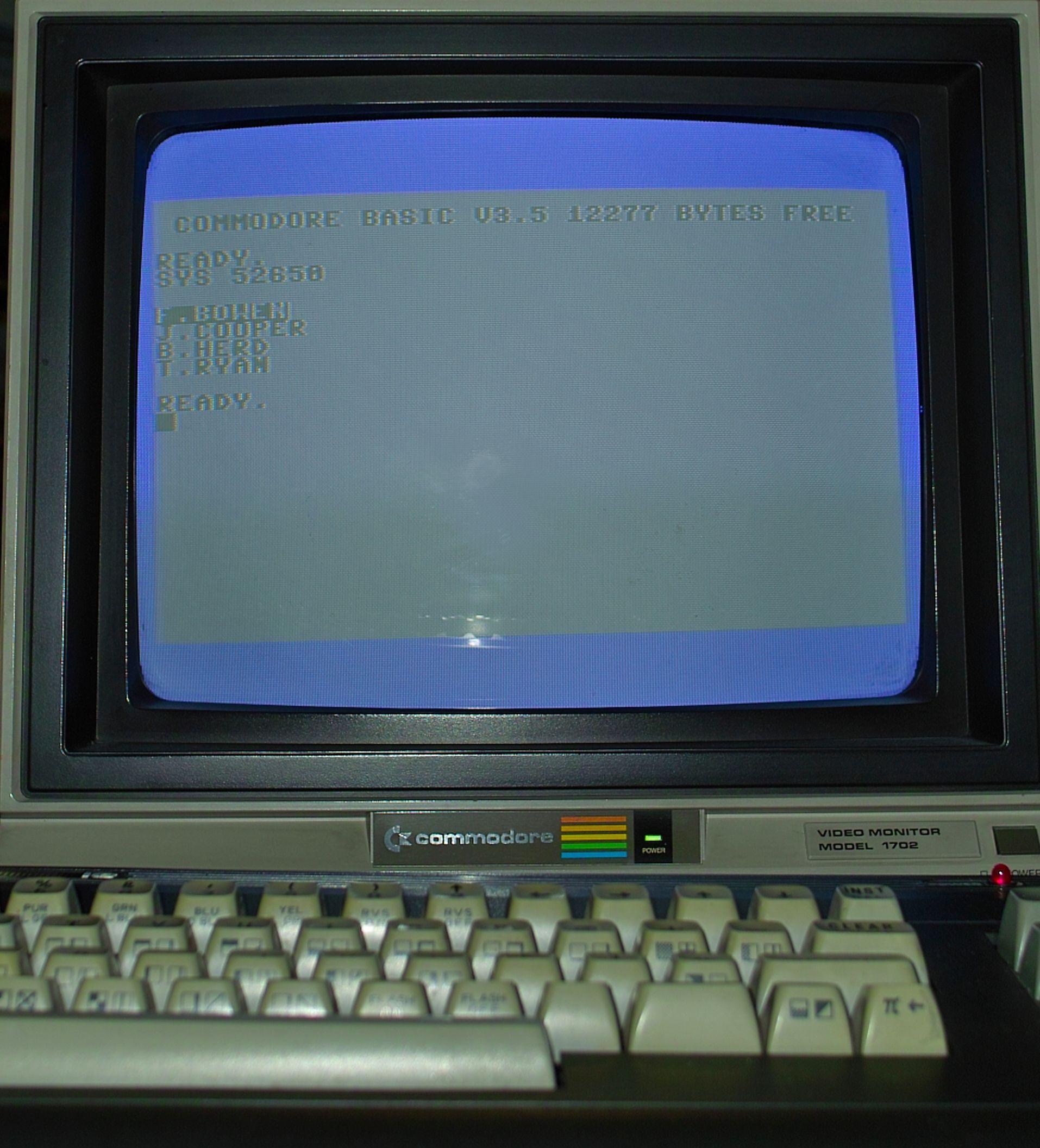 mein erster Computer - C16 mit Datasette (1985)