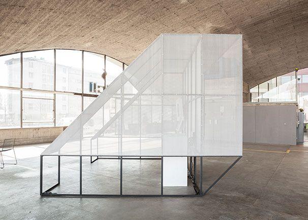 Starship bureau sacha von der potter 2014 exhibition design