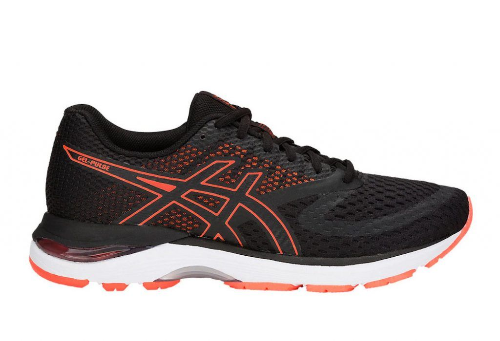 test asics patriot 8