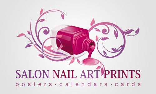 nail salon logo google search graphic design