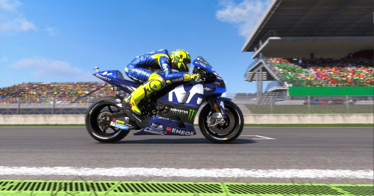 Motogp 19 Announced For Ps4 With Trailer And Release Date In 2020 Motogp Motogp Game Yamaha Motogp