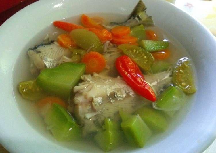 Sop Ikan Resep Resep Makanan Ikan