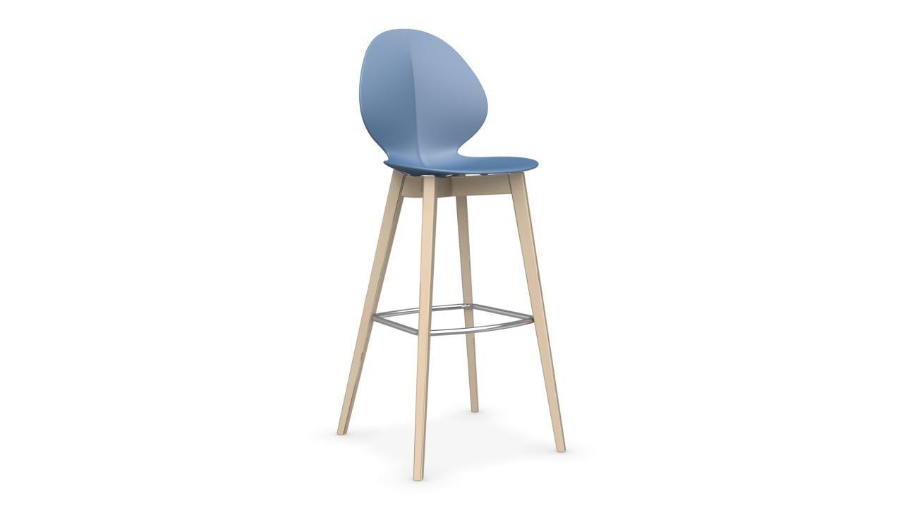 Tavolino Poggiapiedi ~ Calligaris basil w cs 1496 u20ac226 50 frassino naturale h119 5 sedia