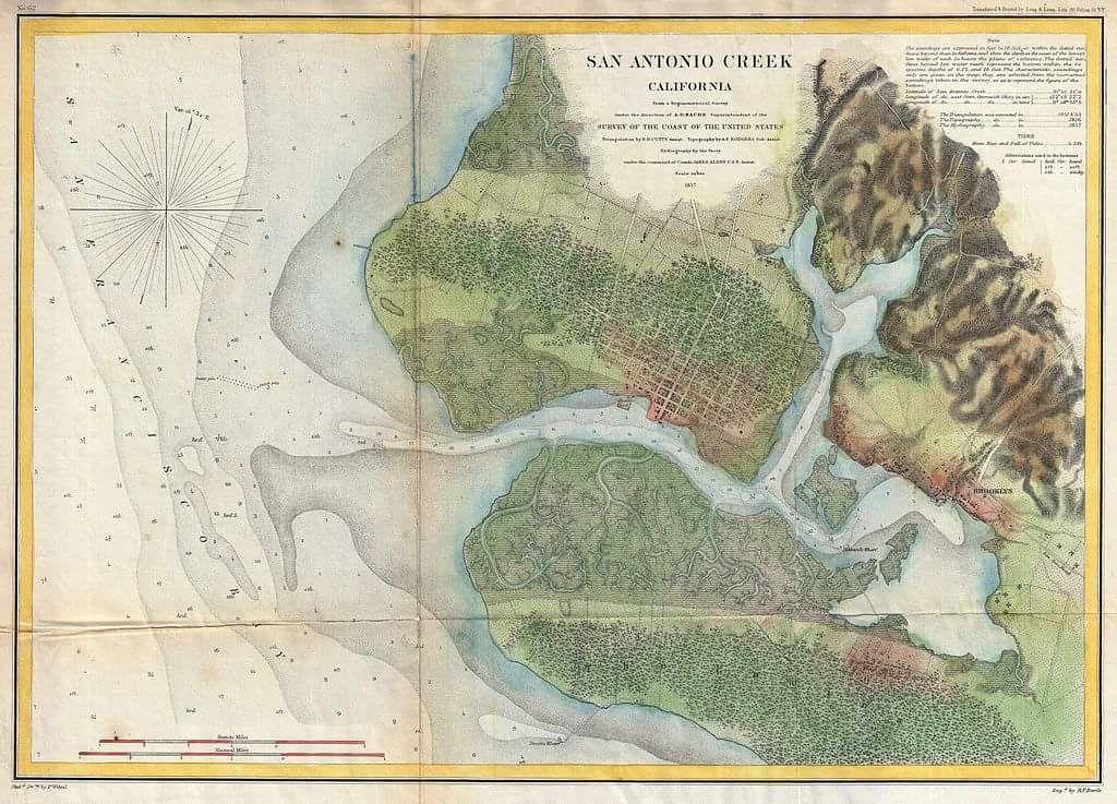 Pin by Joshua Shepherd on Oakland  Pinterest  Antique maps