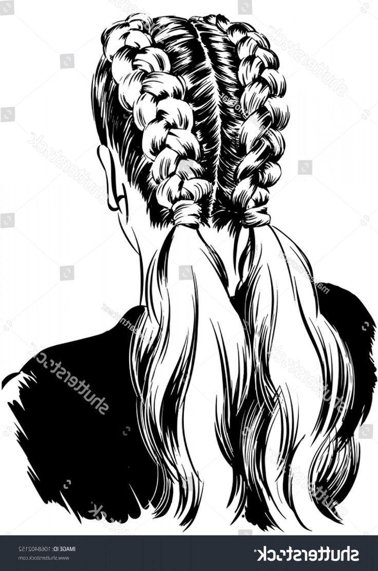 Photo of Acconciature alla moda belle due trecce SOIDERGI, #bella #braidi #hairstyl …