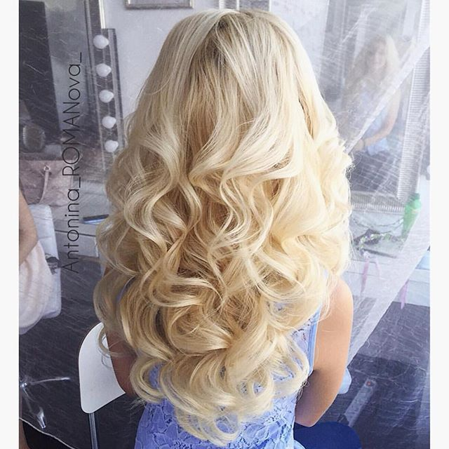 Clip In Tape Hair Extensions Styling Tools Care