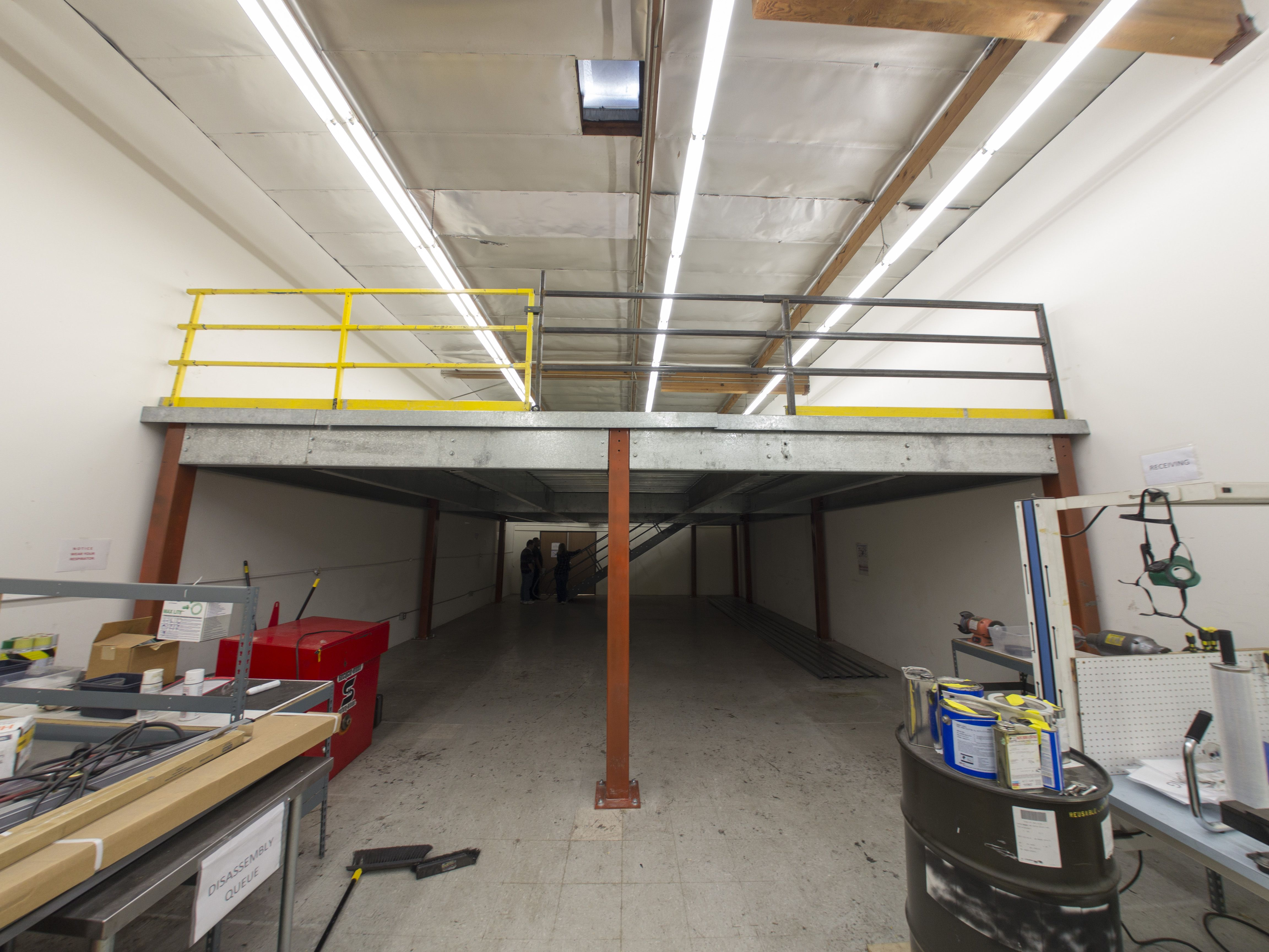 mezzanine office. Mezzanine Flooring Can Create Additional Floors Of Space For A Variety Different Uses Including Storage Or Extra Office Space.