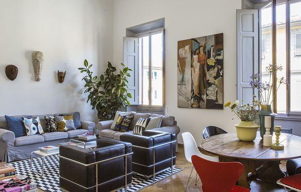Prima dopo ristrutturare un appartamento d 39 epoca le for Ristrutturare case antiche